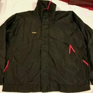 Columbia Sportswear vintage 1980s whirlibird coat
